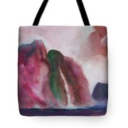Waterfull Tote Bag