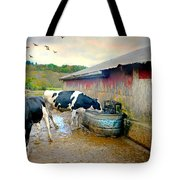 Watering Hole Tote Bag