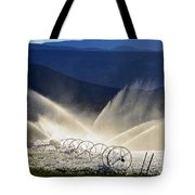 Watering The West Tote Bag