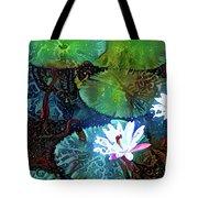 Waterlilies 19 Tote Bag