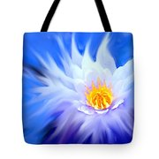 Waterlillies Transformed Tote Bag