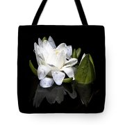Waterlily  Reflection Tote Bag