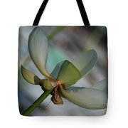Waterlily Wash  Peekaboo Tote Bag