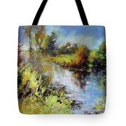 Waterline Tote Bag