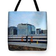Waterloo Station Tote Bag