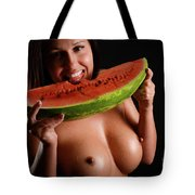 Watermellon Tote Bag