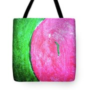 Watermelon Tote Bag by Inessa Burlak