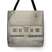 Waterproof Plantation Tote Bag