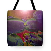Waters Abound Tote Bag