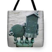 Waters Edge Art I Tote Bag