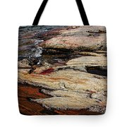 Water's Edge - Wreck Island Tote Bag