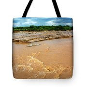 Waters Of Thwake Tote Bag