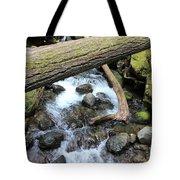 Waters Run Through It Tote Bag