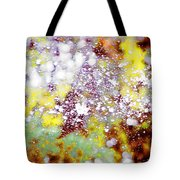 Waters Spray In Summers Delight Tote Bag