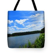 Water's Touch Tote Bag