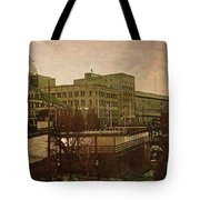 Watershed Tote Bag