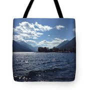 Waterton Lake Tote Bag