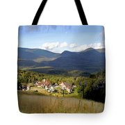 Waterville Valley Ski Area Tote Bag