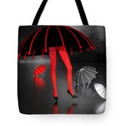 Waterworld At Night Tote Bag