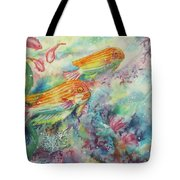 Watery World 1 Tote Bag