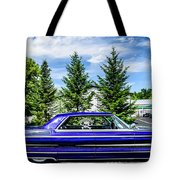 Watson - 1965 Cadillac Sedan Deville Tote Bag