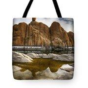 Watson Lake Arizona 11 Tote Bag