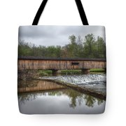 Watson's Mill Covered Bridge Tote Bag