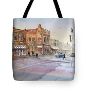 Waupaca - Main Street Tote Bag
