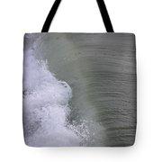 Wave Break  Tote Bag