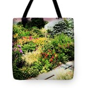 Wave Hill Conservatory Tote Bag