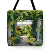 Wave Hill Tote Bag