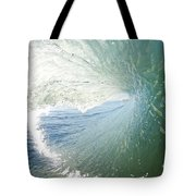 Wave In Motion Tote Bag