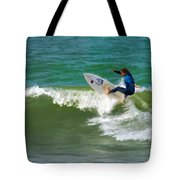 Wave Is Mine Tote Bag