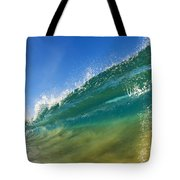 Wave - Makena Beach Tote Bag