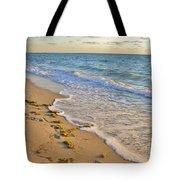 Wave Meditation Tote Bag