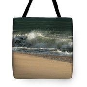 Wave Of Light - Jersey Shore Tote Bag
