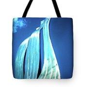 Wave Of Weiden Tote Bag