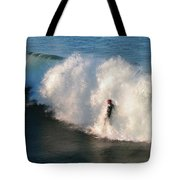 Wave Rider  Tote Bag