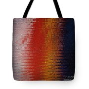Wave Twirl Tote Bag