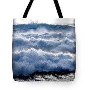 Wave Upon Wave Upon Wave Tote Bag