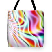 Wavelengths Tote Bag