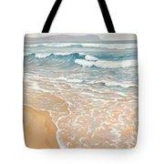 Waveline Tote Bag