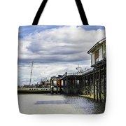 Waverley At Penarth Tote Bag