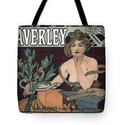 Waverley Cycles - Paris 1898 Tote Bag