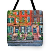 Waverly Place Townhomes Tote Bag
