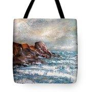 Waves 1 Tote Bag