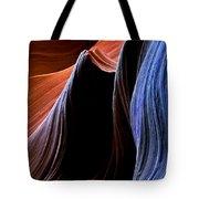 Waves Tote Bag by Mike  Dawson
