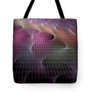 Waves Of A Rainbow Tote Bag