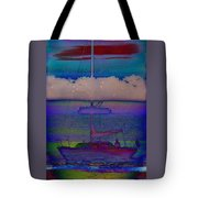 Waves Of Emotion Tote Bag