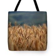 Waves Of Grain Tote Bag